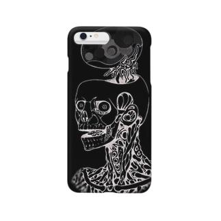 CYBORG NUDE Smartphone cases