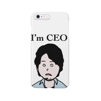 I'm CEOグッズ Smartphone cases