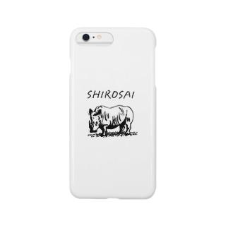 しろさい Smartphone cases