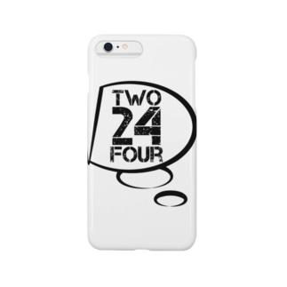 D24 LOGO Smartphone cases