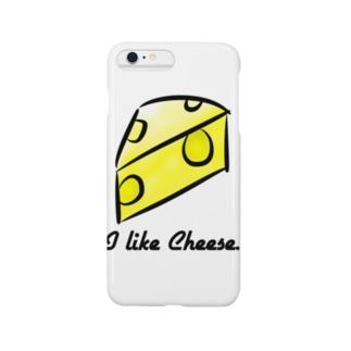 I like cheese. Smartphone cases