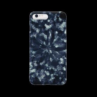 切香の模様 Smartphone cases