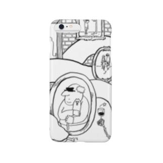 塗り絵シリーズ005 Smartphone cases