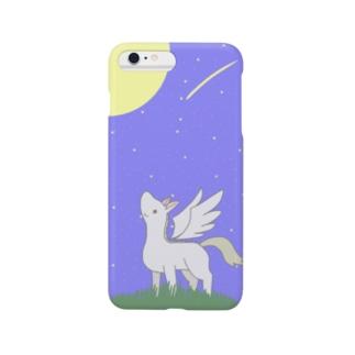 星空とペガサス Smartphone cases