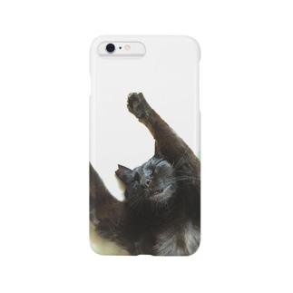 お昼寝ままま NO.2 Smartphone cases