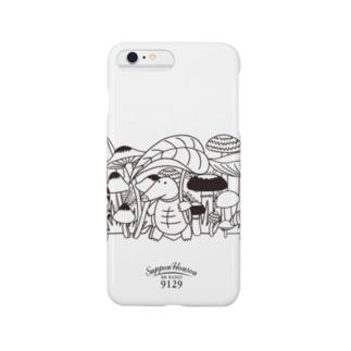 G-line ネバーランドiphone6plus スマートフォンケース