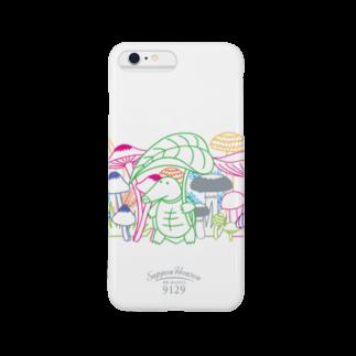 スッポン放送のG-line ネバーランドiphone6plusスマートフォンケース