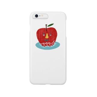 appleくん Smartphone cases