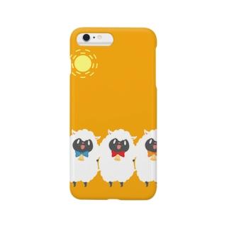 メェさん Smartphone cases