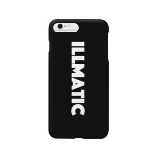 ILLMATIC BLACK Smartphone cases