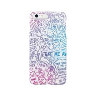 ごちゃごちゃGirl♡ Smartphone cases