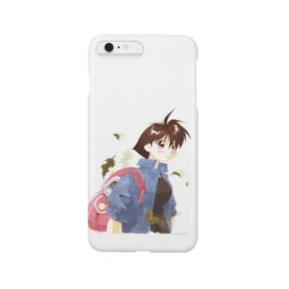 海腹川背・旬 メインビジュアル Smartphone cases