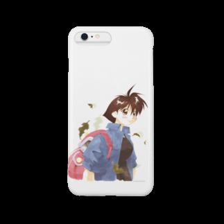ドローラインの海腹川背・旬 メインビジュアル Smartphone cases