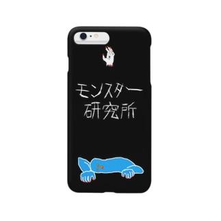 モンスター研究所 Smartphone cases