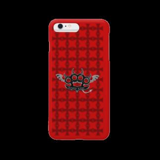 Ryoku のRyoku-Knuckle devil br-phone6+ スマートフォンケース