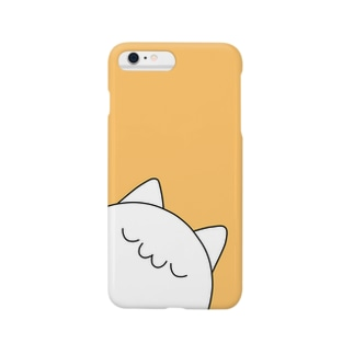 すやぁねこ ひょこっと.ver Smartphone cases