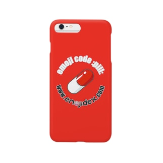 emojidex™ 例の:pill:グッズ Smartphone cases