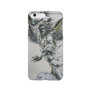 カラス天狗 Smartphone cases