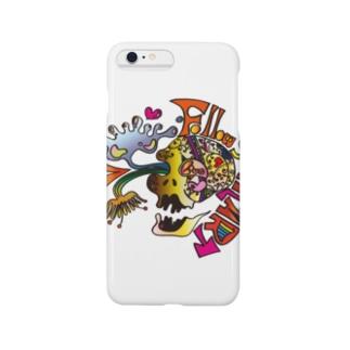 生きてます!スカルマン Smartphone cases