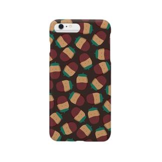 意志雄迷彩柄 Smartphone cases