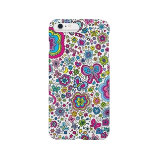 iPhone Spring shower Smartphone cases