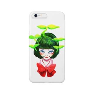 わかばっ子 Smartphone cases