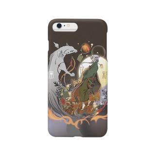 灯火の帖  Smartphone cases