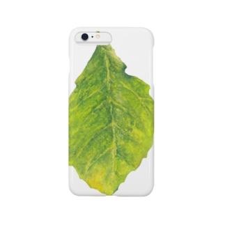 コナラの若葉 Smartphone cases