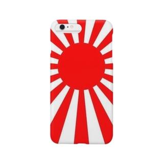 旭日旗 Smartphone cases