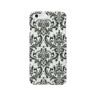 ダマスク Smartphone cases