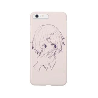 かわいいキミ Smartphone cases