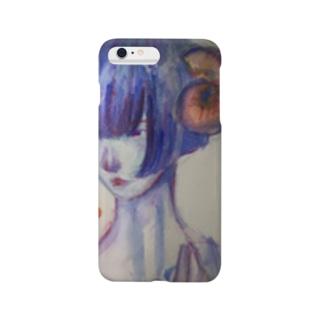 シープ・レディ Smartphone cases