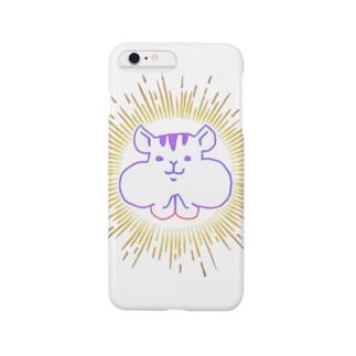 satorisu(悟りす) Smartphone cases
