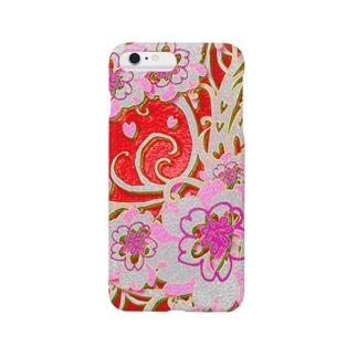 個性的♪桜sakura スマートフォンケース