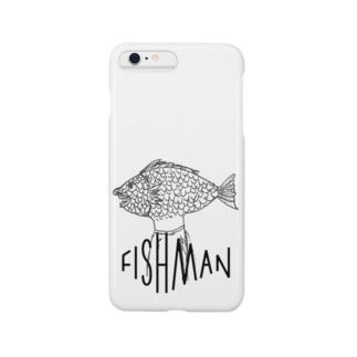 FISHMAN-fm02 Smartphone cases