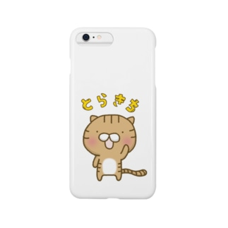 寅吉 Hallo! Smartphone cases