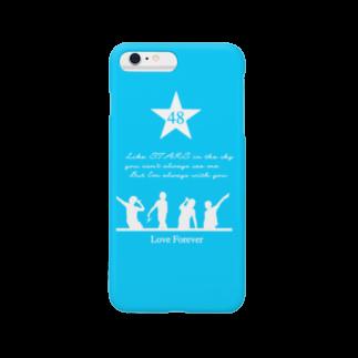 Yona Star shopのYona  Love Forever スマートフォンケース