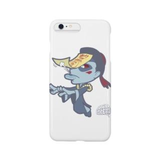 キョンシー Smartphone cases