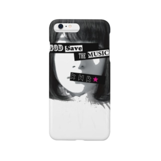 GOD  SAVE THE MUSIC Smartphone cases