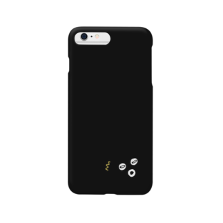 evening_starの目出し帽  カクレル Smartphone cases