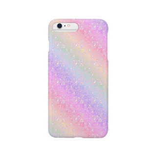 かきごおり(虹色) Smartphone cases