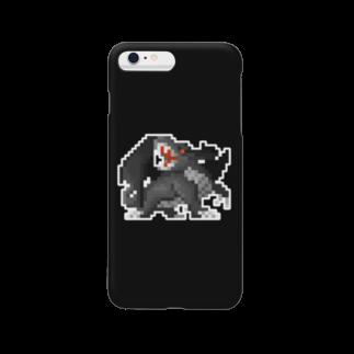 WINGLAYの黒龍 スマートフォンケース