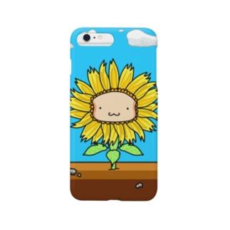 ひまわりーん Smartphone cases