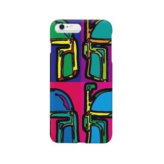 ボブフット#1 Smartphone cases