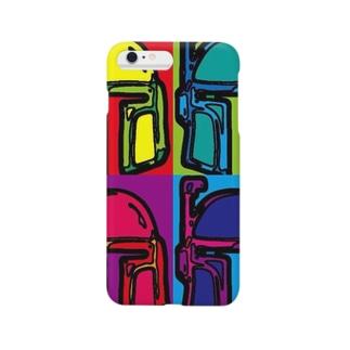 ボブフット#2 Smartphone cases