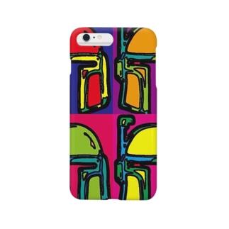 ボブフット#3 Smartphone cases