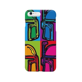 ボブフット#5 Smartphone cases