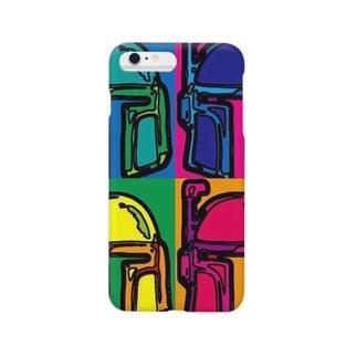 ボブフット#7 Smartphone cases
