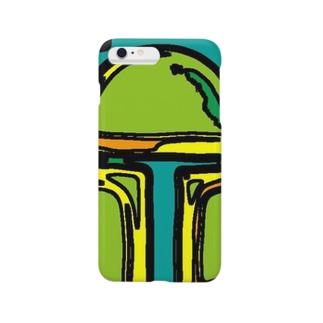 ボブフット#10 Smartphone cases