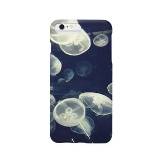 水槽α【 jellyfish】 Smartphone cases